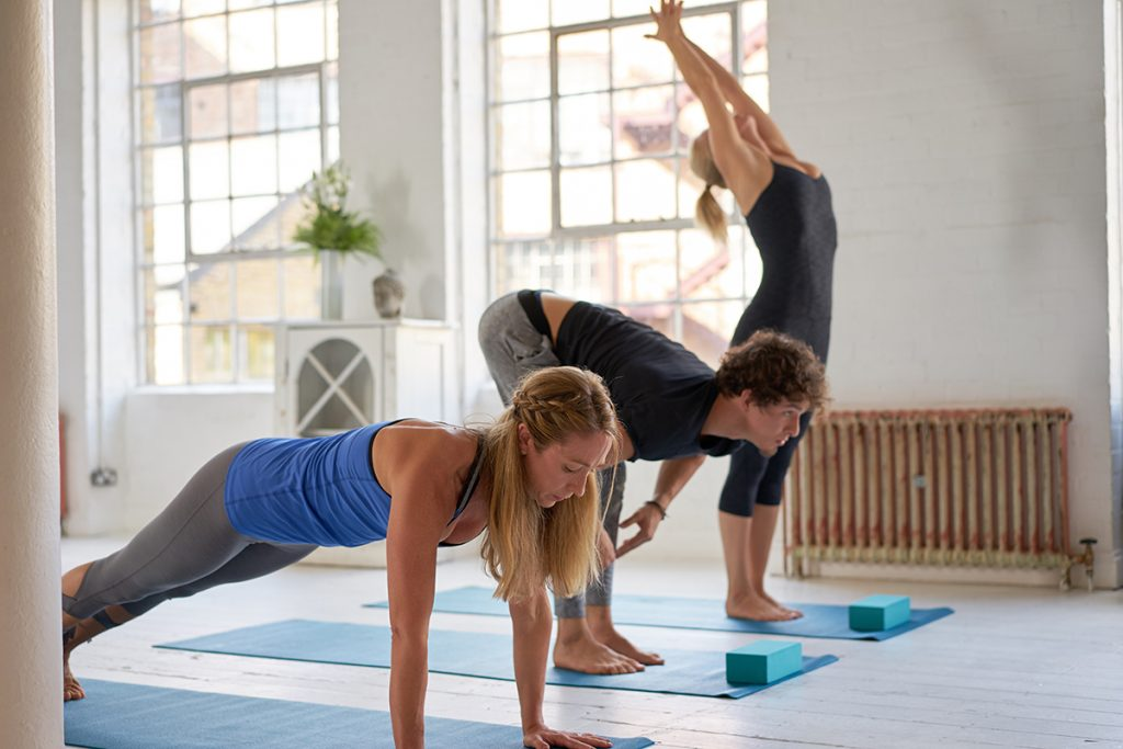 What Are The Different Uses For props In Yoga?